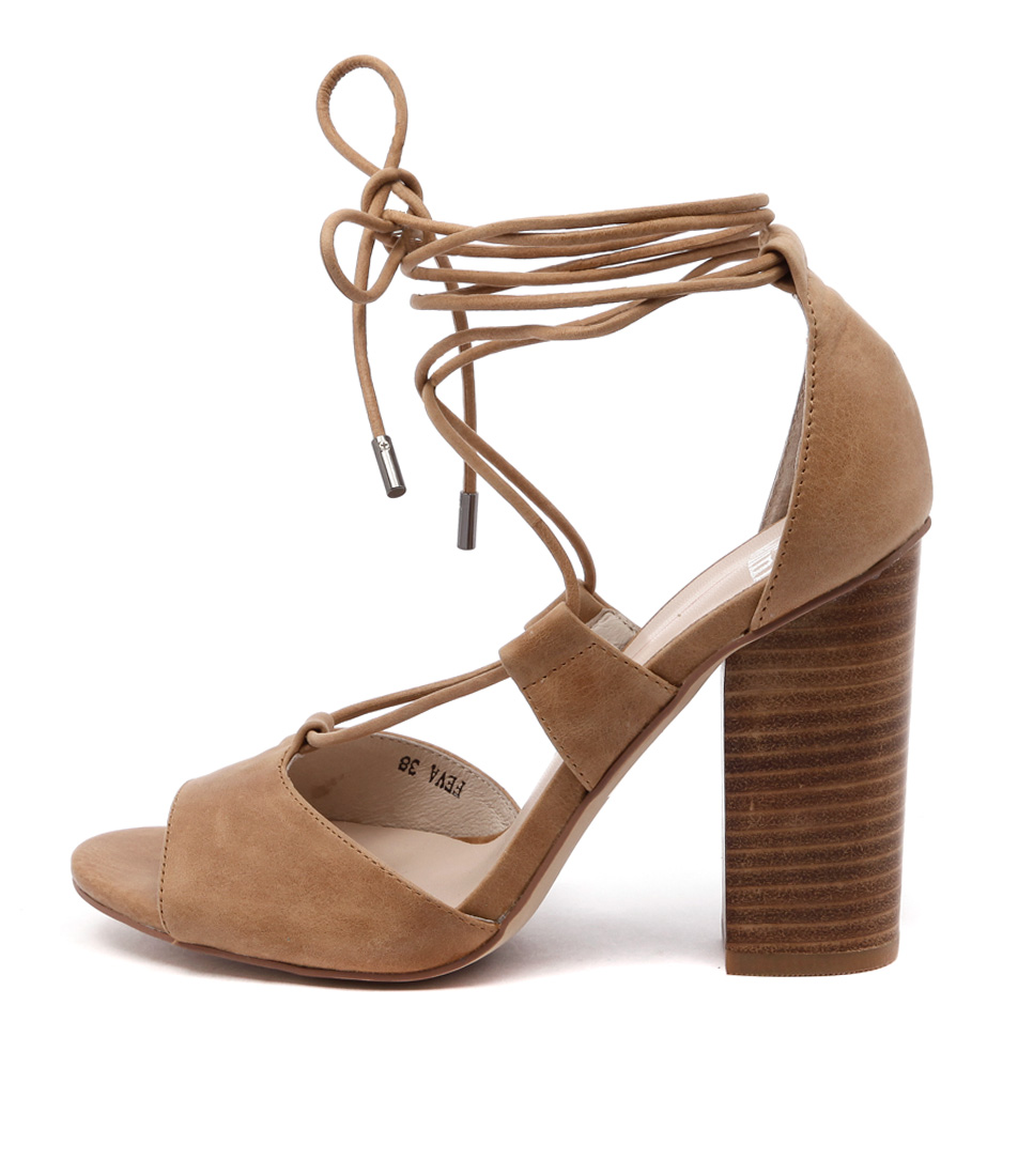 Mollini Favor Tan Sandals