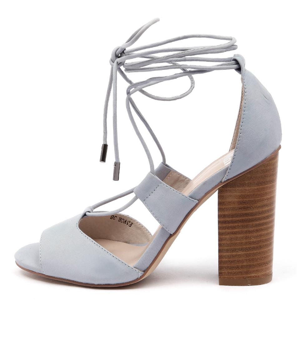 Mollini Favor Powder Blue Sandals