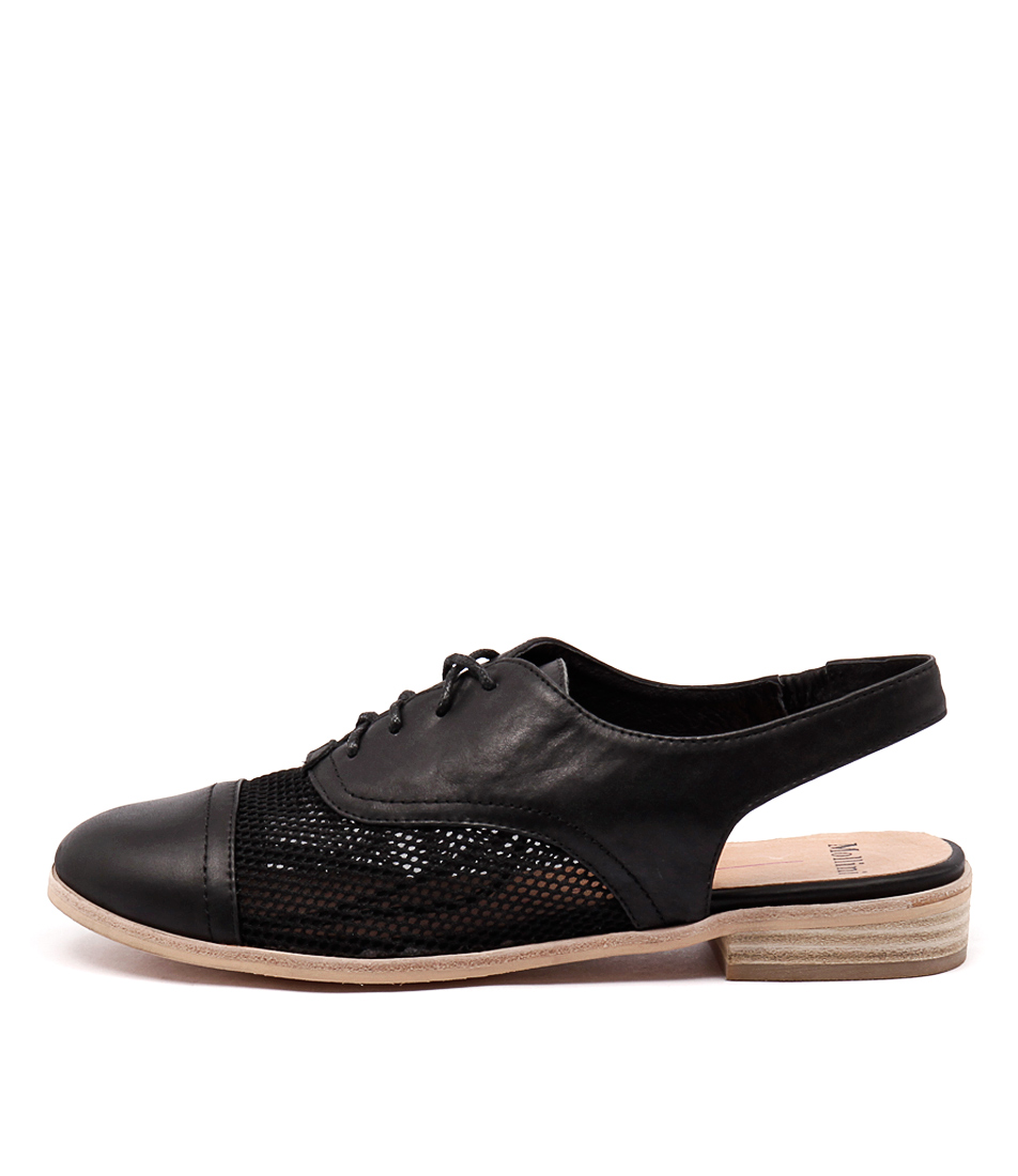Mollini Quozo Black Shoes