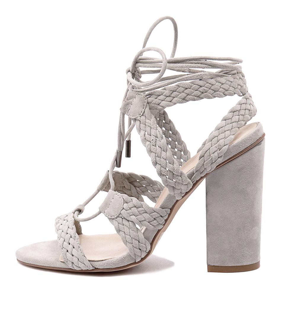 Mollini Fame Mo Grey Sandals