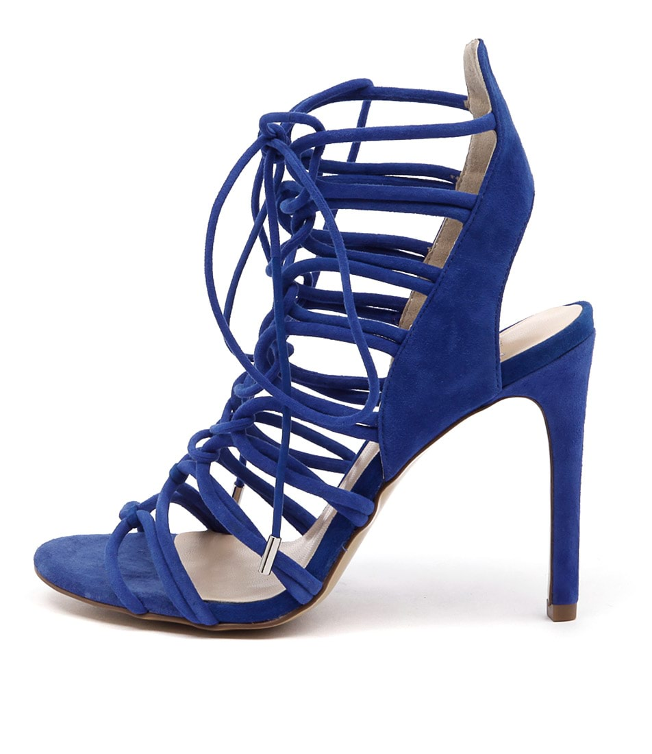 Mollini Lilly Cobalt Heeled Sandals