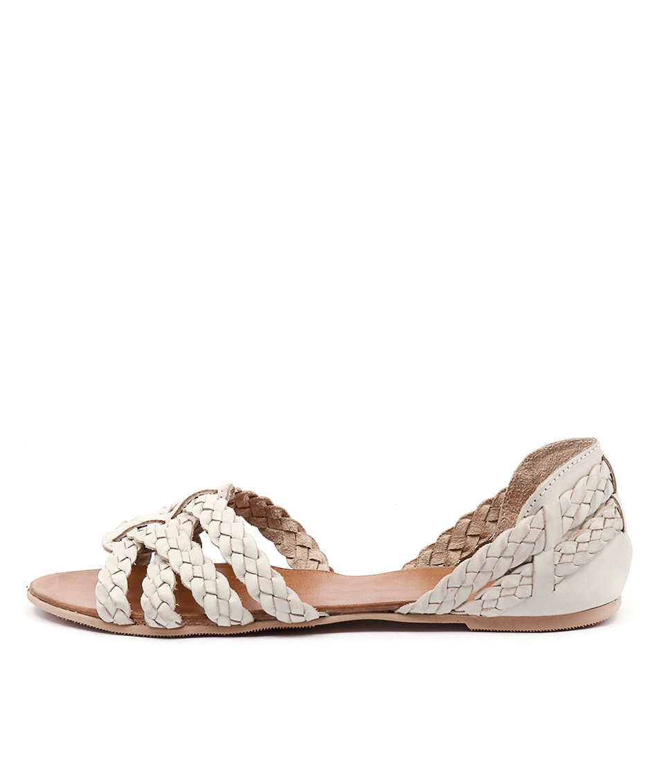 Mollini Shawn Bone Casual Flat Sandals