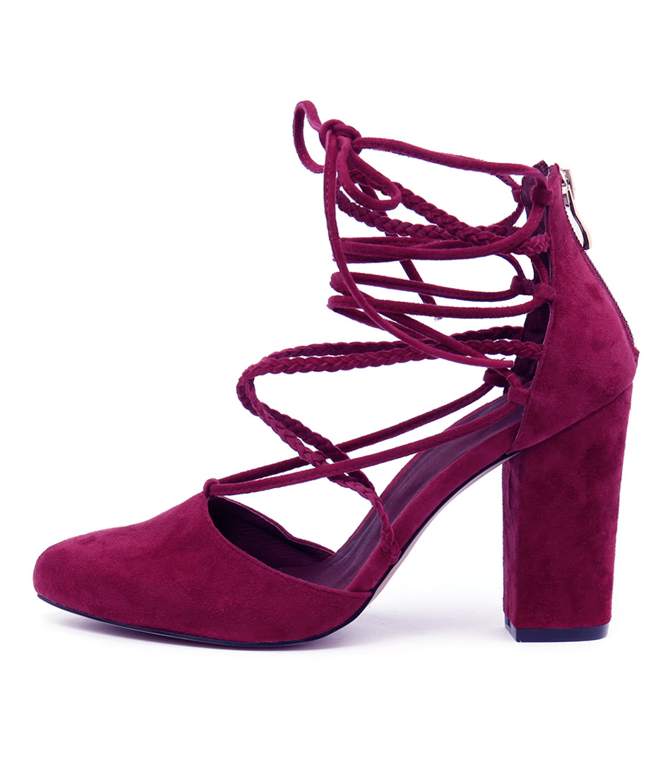 Mollini Caloca Berry Shoes