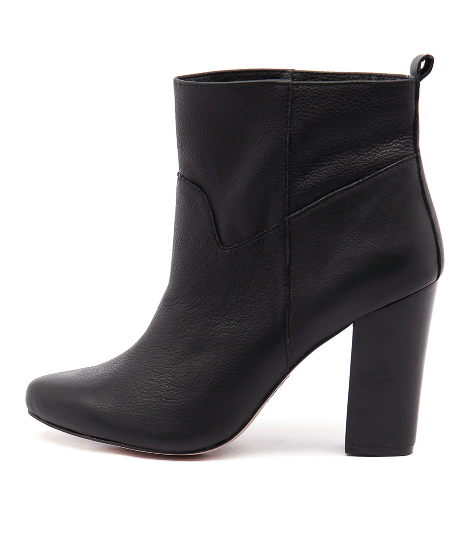 Mollini Caitlin Mo Black Casual Ankle Boots