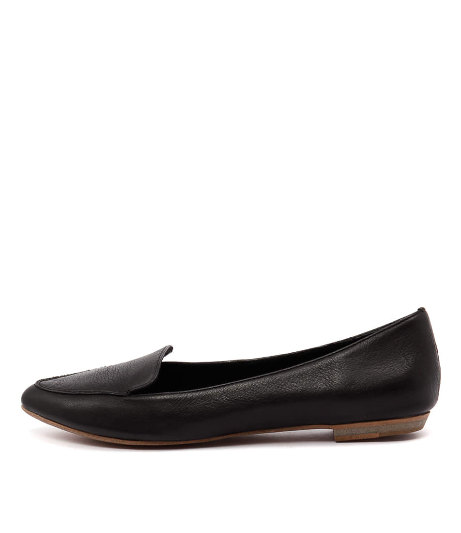Buy Mollini Gyro Black Flats online with free shipping