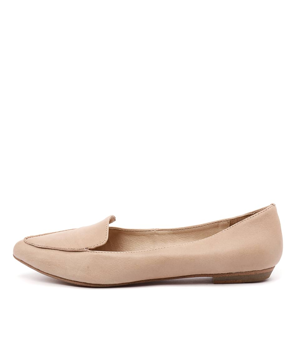 Mollini Gyro Latte Flat Shoes