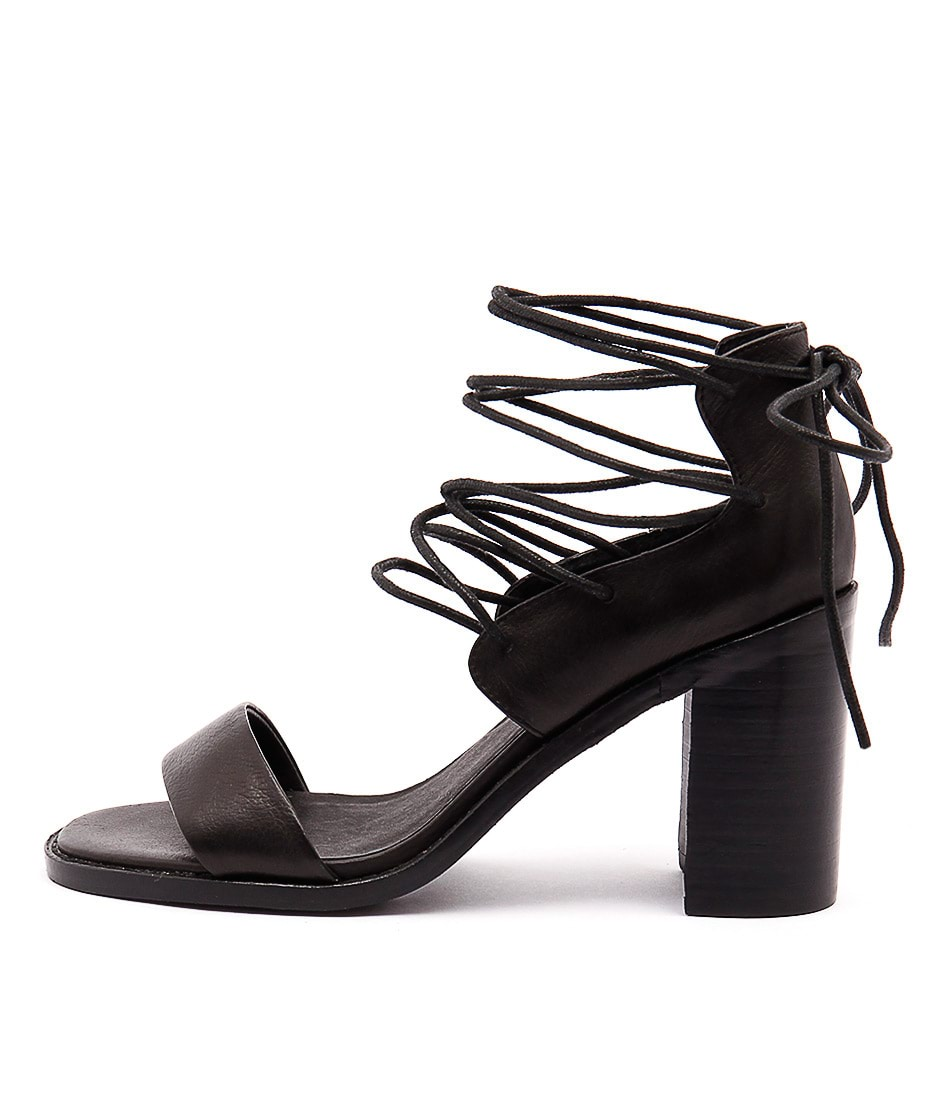 Mollini Juliez Black Sandals