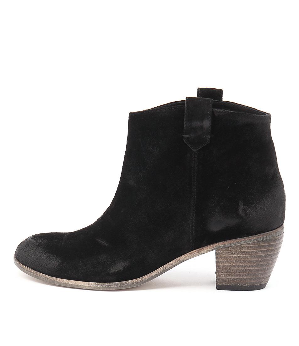 Mollini Melana Black Boots