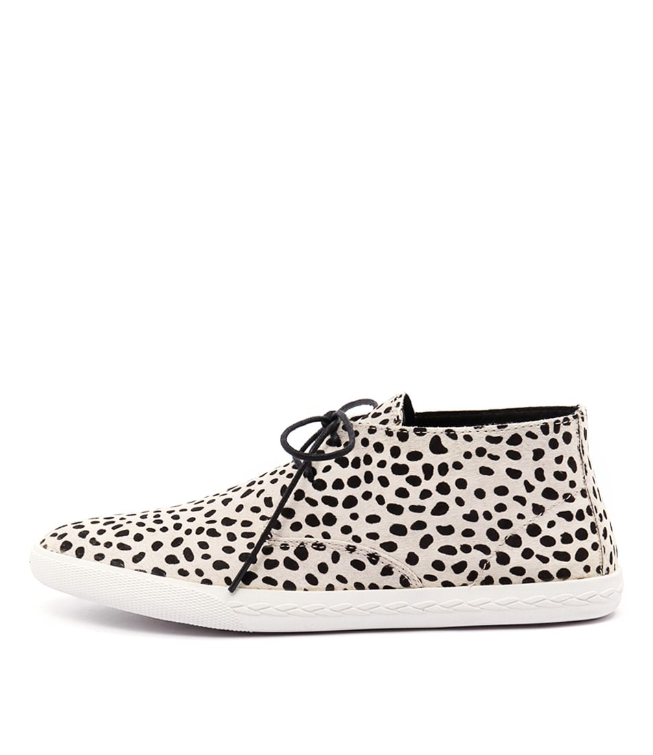 Mollini Piant White & Black Sneakers Sneakers online