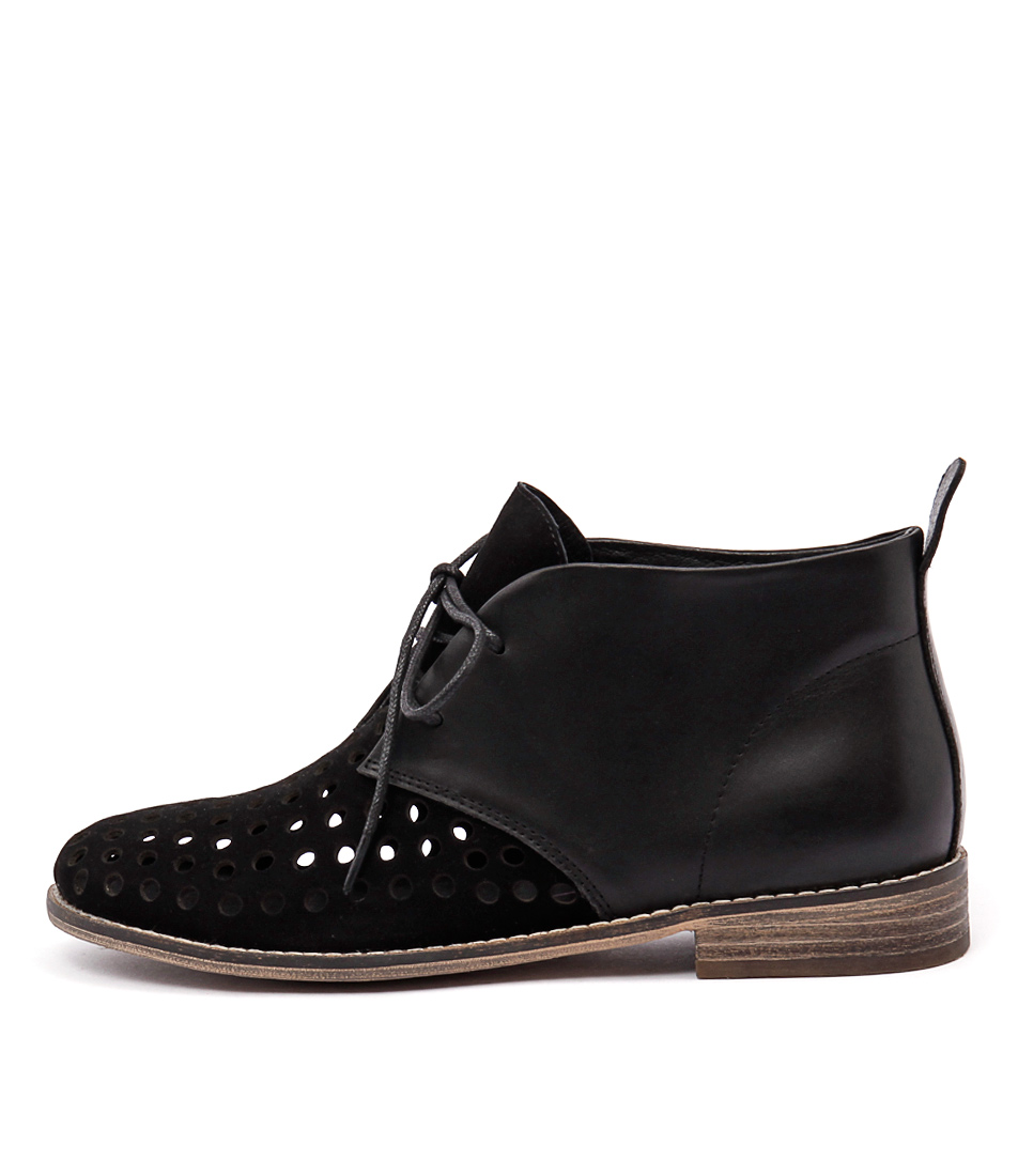 Mollini Quagin Black Boots