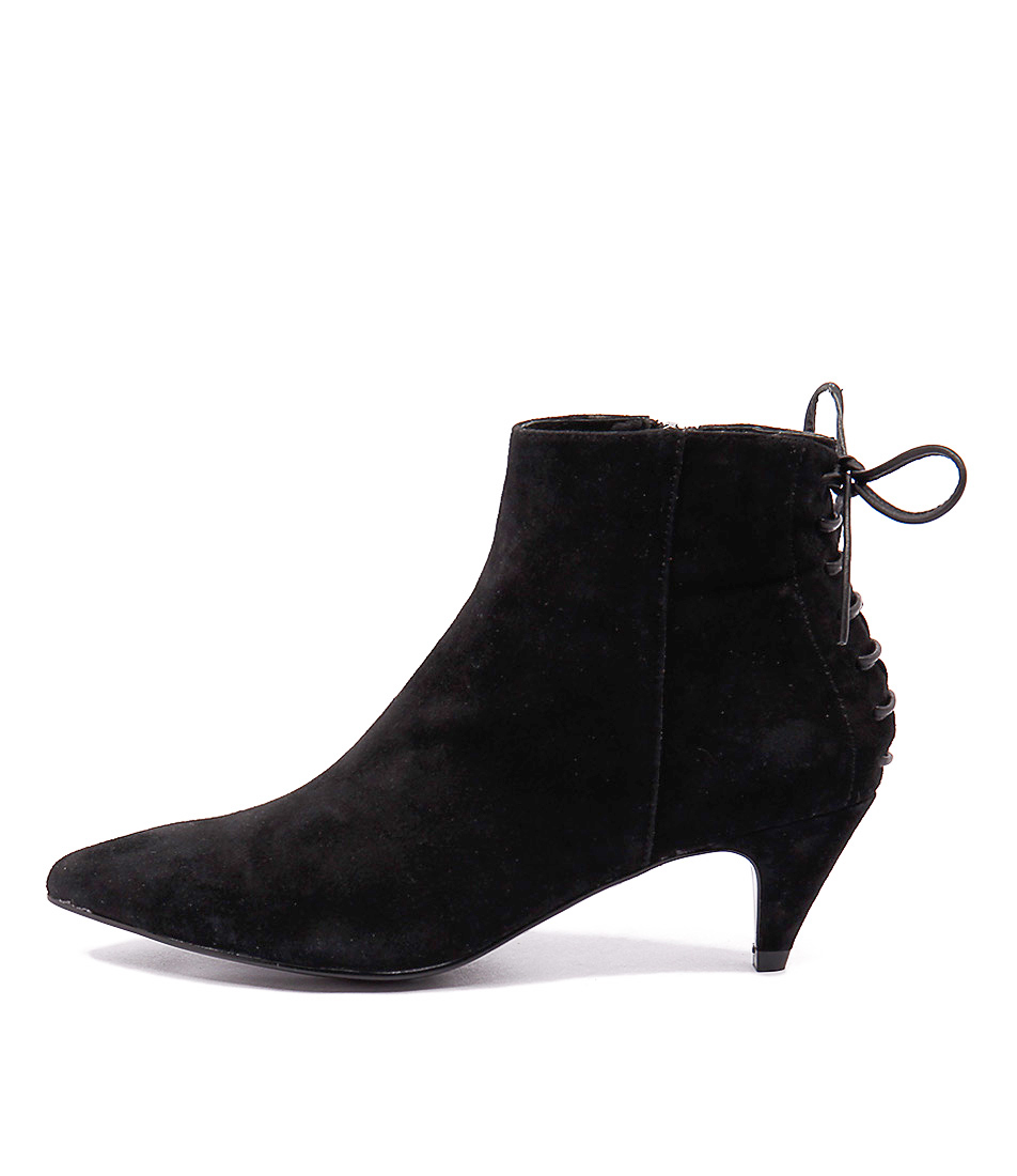 Mollini Sooty Black Boots
