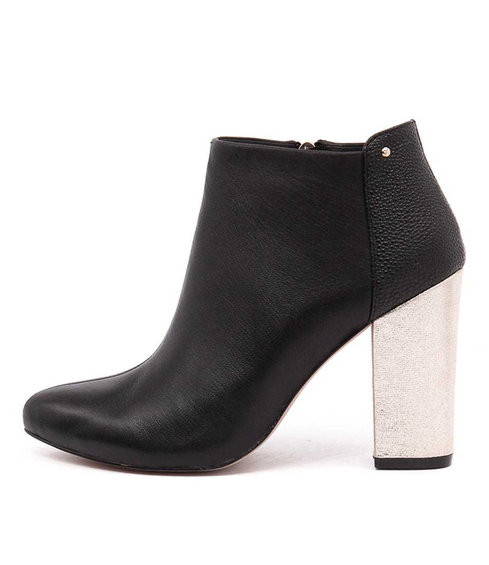 Mollini Circal Black Sti Ankle Boots
