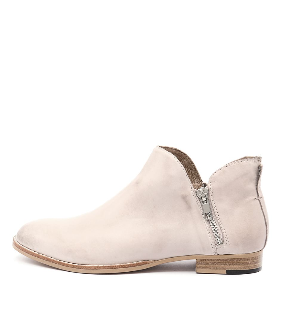 Mollini Willos Dark Nude Ankle Boots