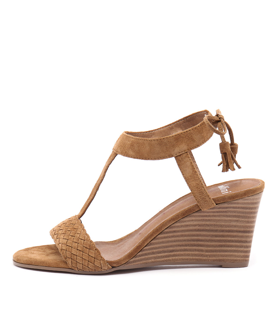 Mollini Blain Tan Heeled Sandals