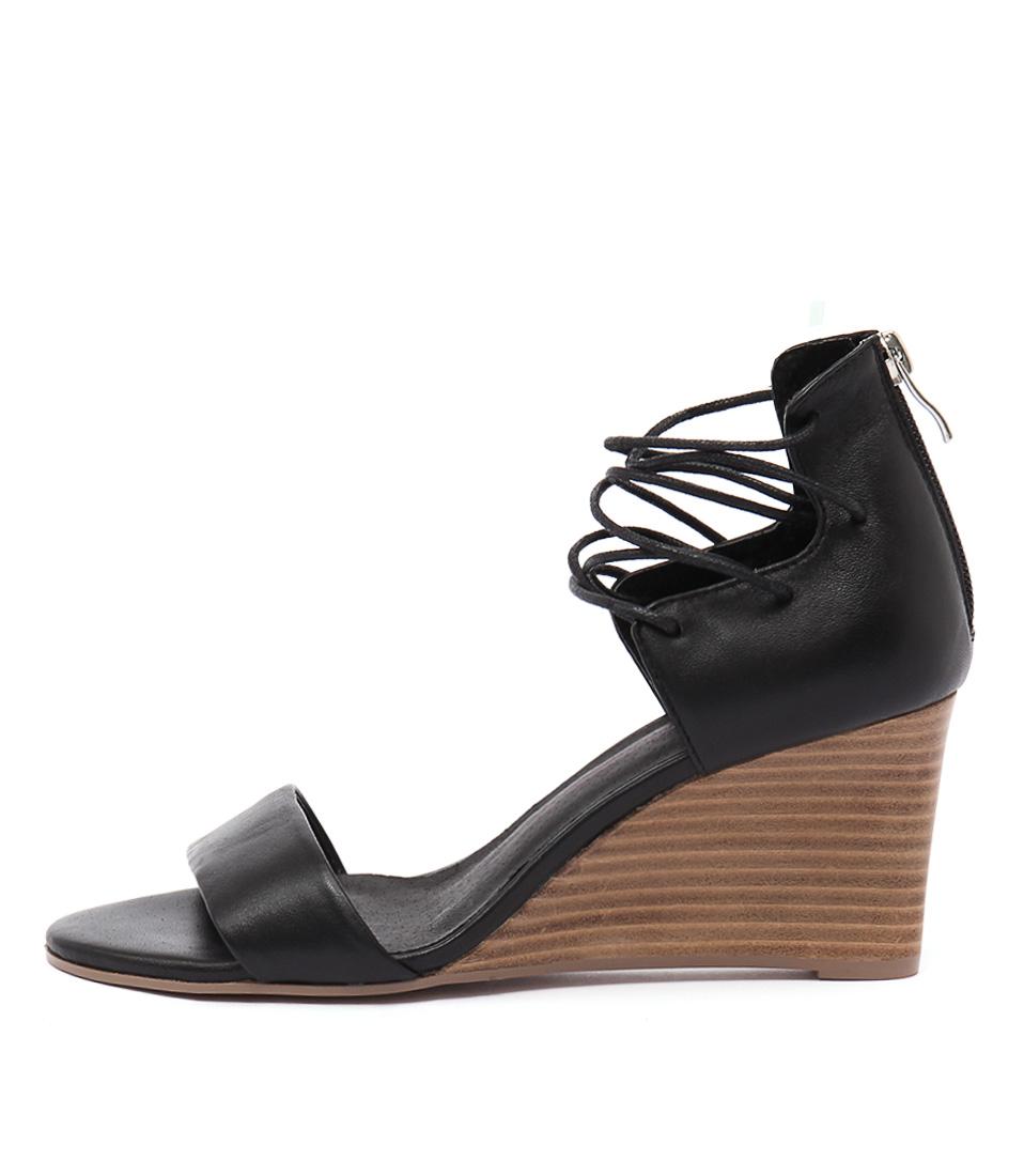 Mollini Beaty Black Sandals