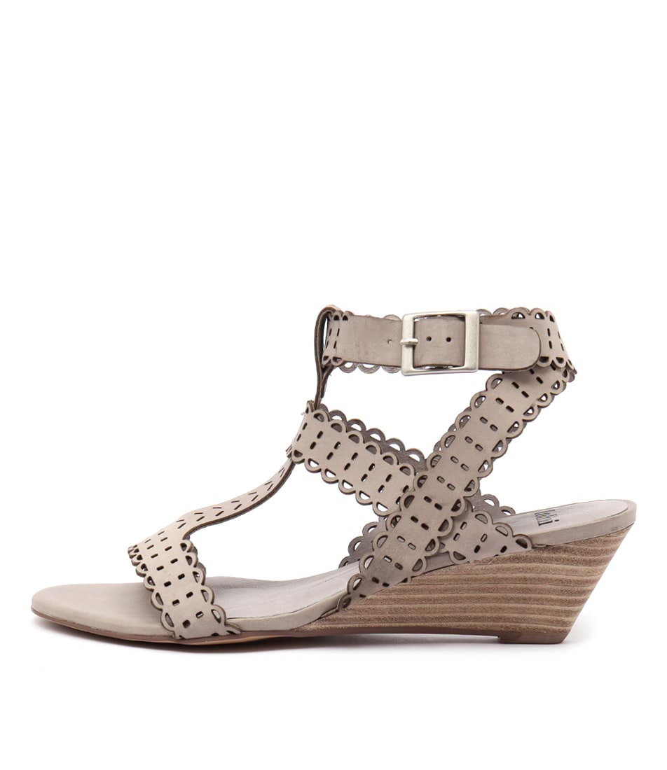 Mollini Mae Misty Casual Heeled Sandals