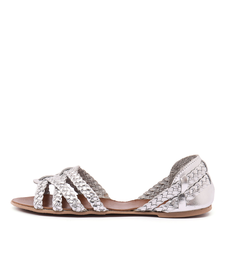 Mollini Shawn Silver Sandals