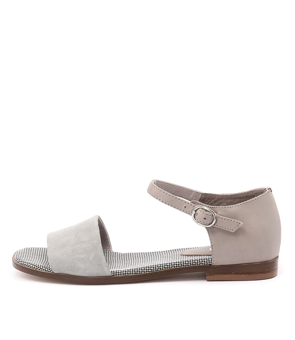 Mollini Palena Light GreyFlat Sandals