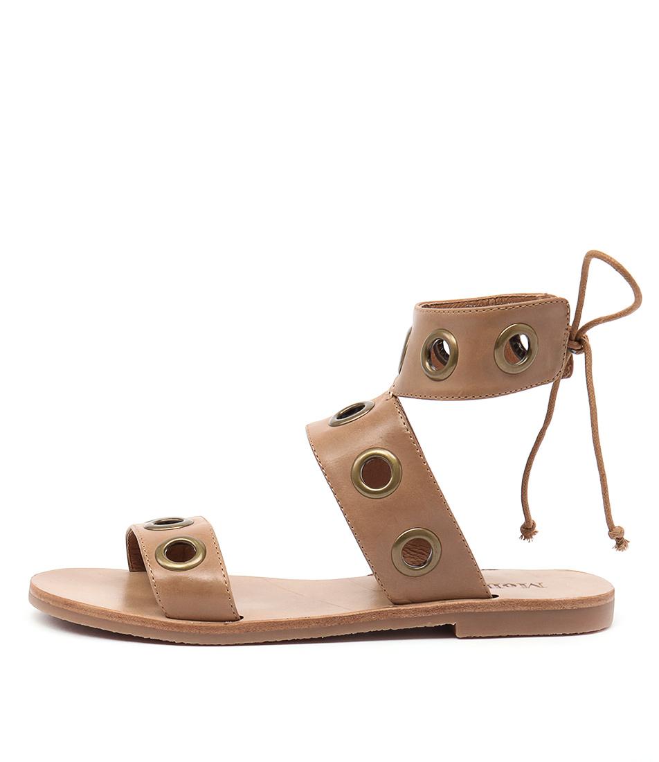 buy Mollini Elmany Caramel Sandals shop Mollini Sandals online