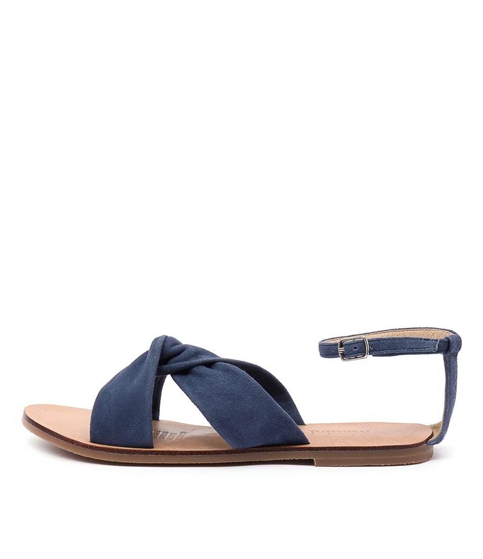 Photo of Mollini Oceana DenimFlat Sandals womens shoes