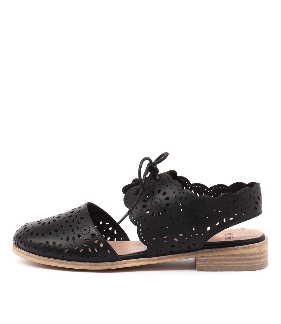 Mollini Quorro Black Shoes