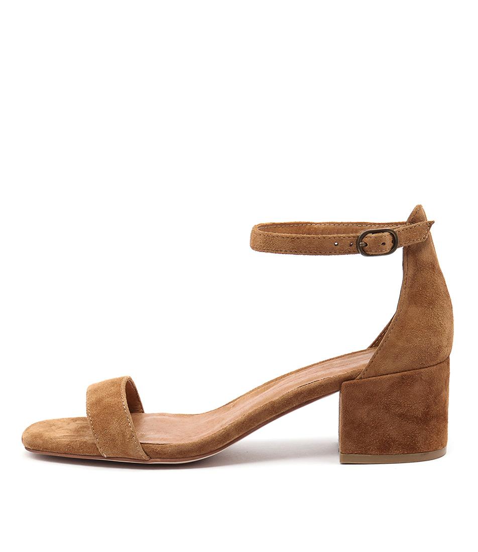 Mollini Taine Tan Dress Heeled Sandals