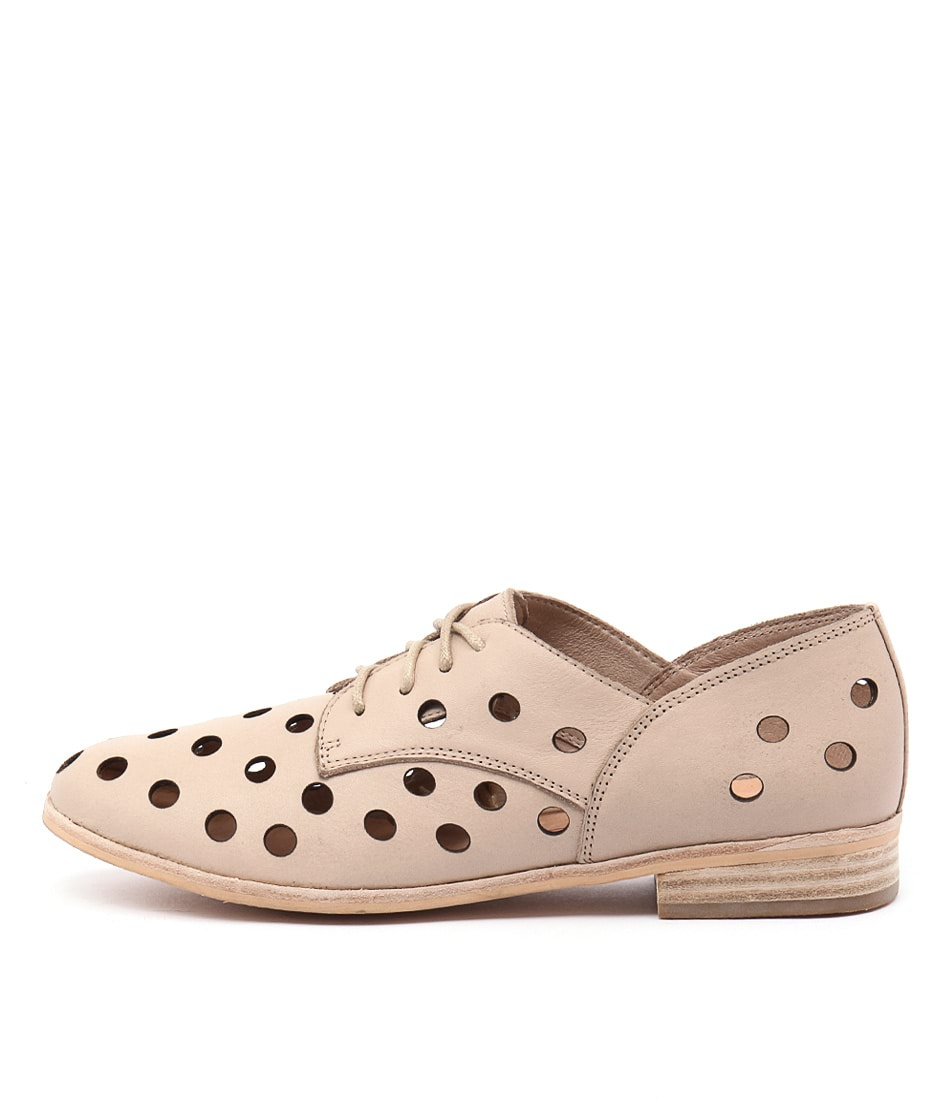 Mollini Quartet Latte Casual Flat Shoes
