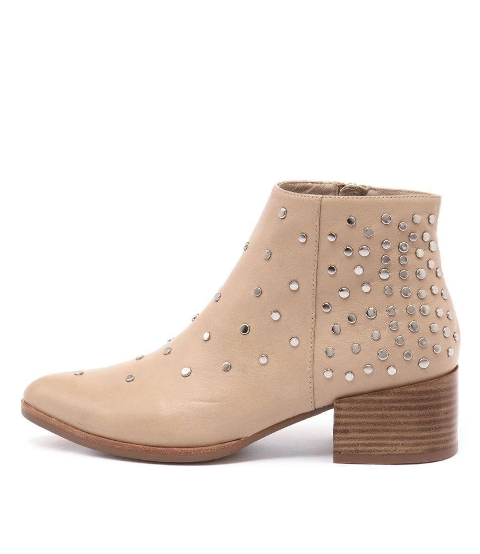 Mollini Dello Nude Ankle Boots