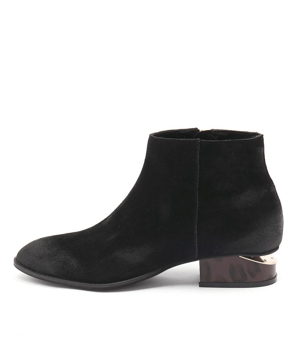 Mollini Inpari Black Boots