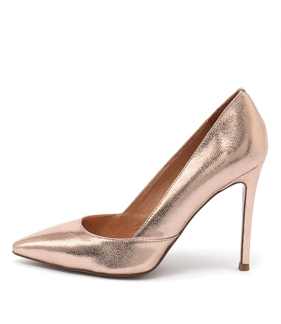 Mollini Durst Rose Gold Heeled Shoes
