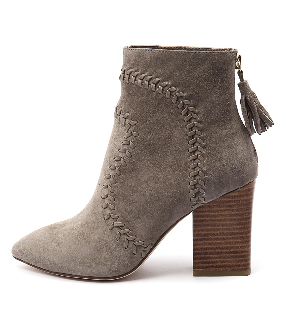 Mollini Majors Taupe Ankle Boots