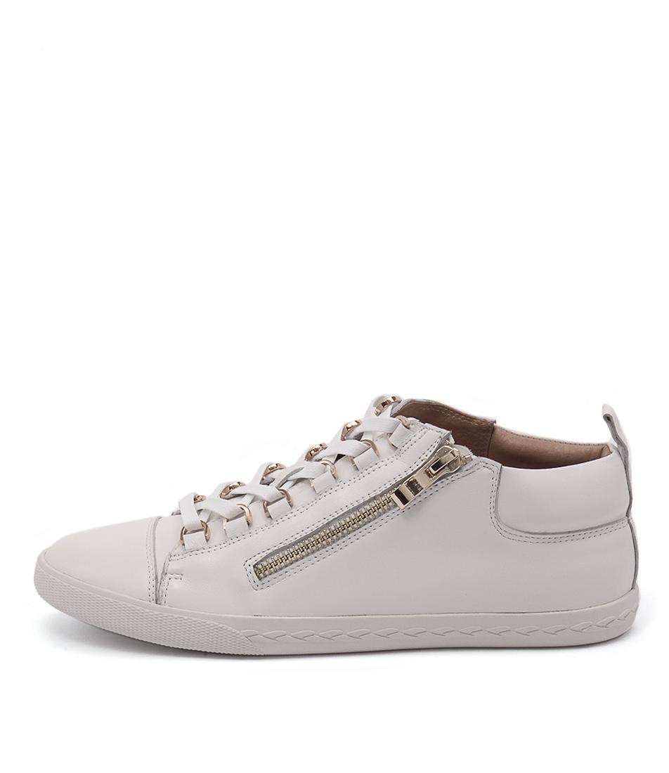 Mollini Paili White Sneakers