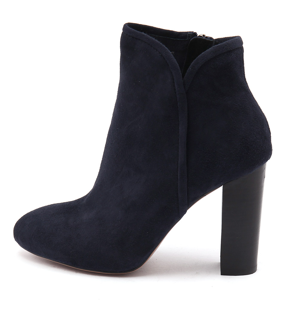 Mollini Weslee Navy Ankle Boots
