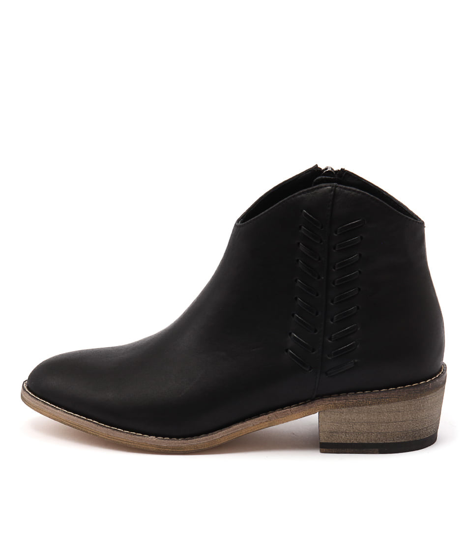 Mollini Zainty Black Ankle Boots