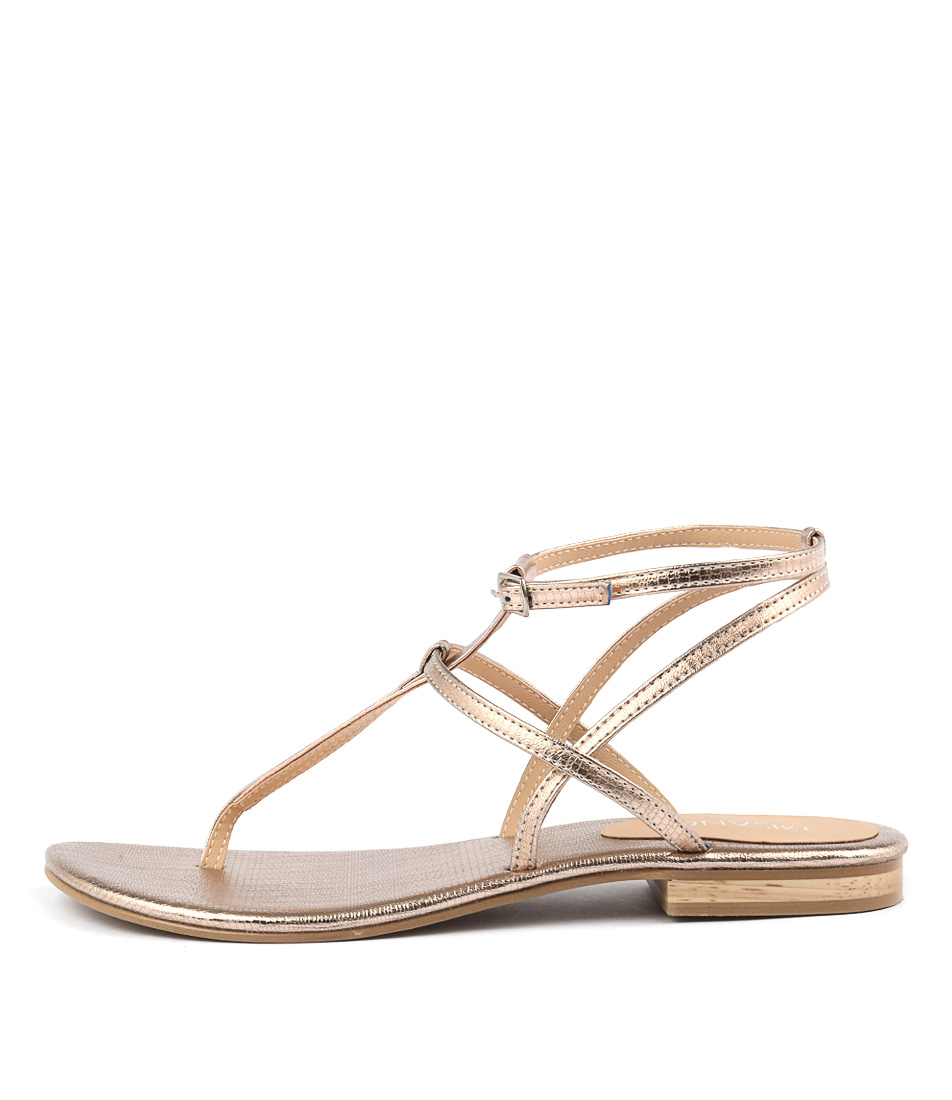 Misano Shizu Rose Sandals