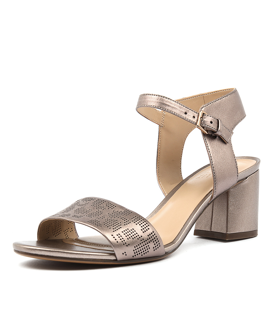 Naturalizer Caitlin Na Bronze Sandals
