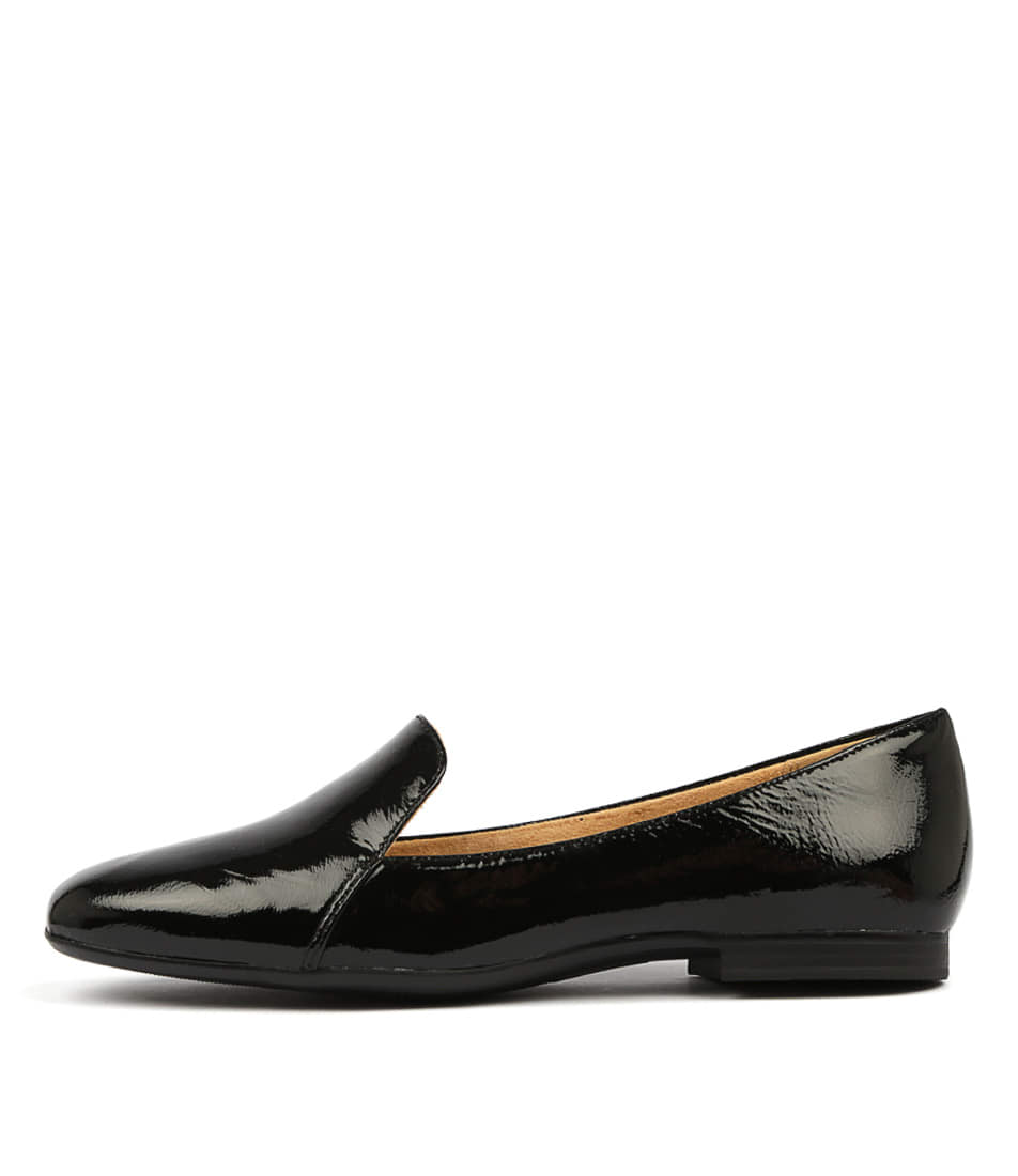 Buy Naturalizer Emiline N Black Flats online with free shipping