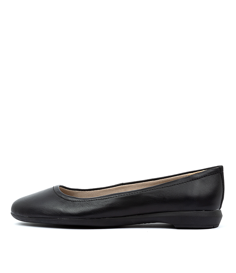 Buy Naturalizer Ayla N Black Flats online with free shipping