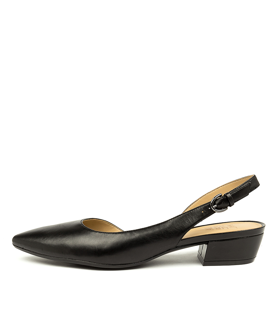 Buy Naturalizer Banks Na Black High Heels online with free shipping
