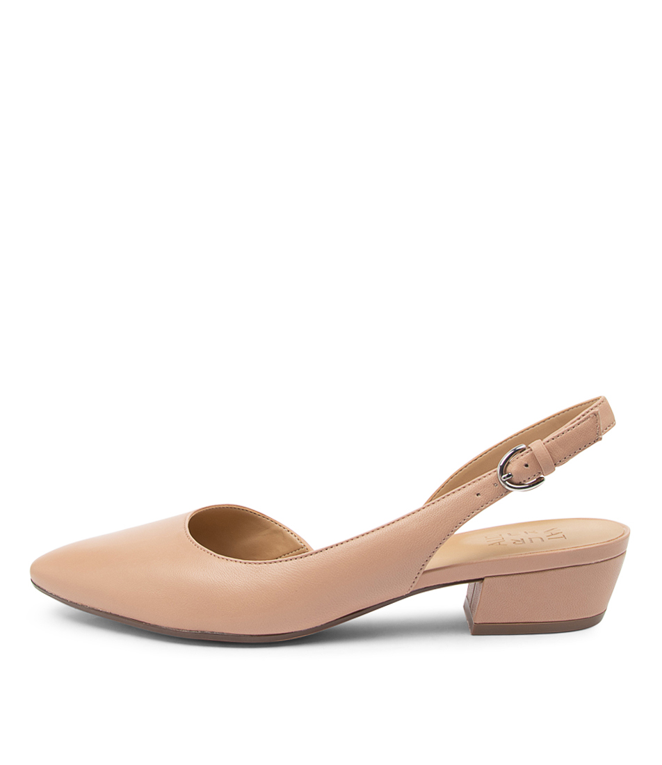 Buy Naturalizer Banks Na Barely Nude High Heels online with free shipping