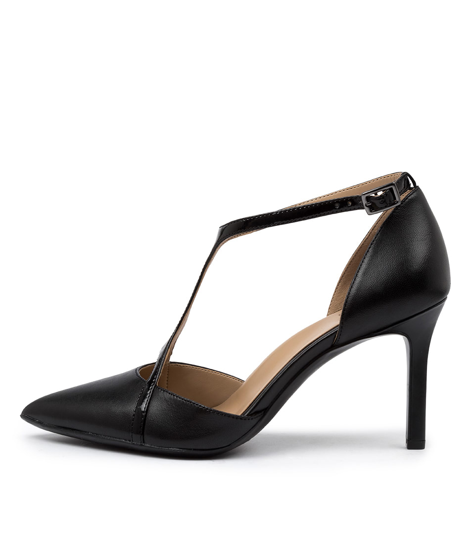 Buy Naturalizer Andrea Na Black High Heels online with free shipping
