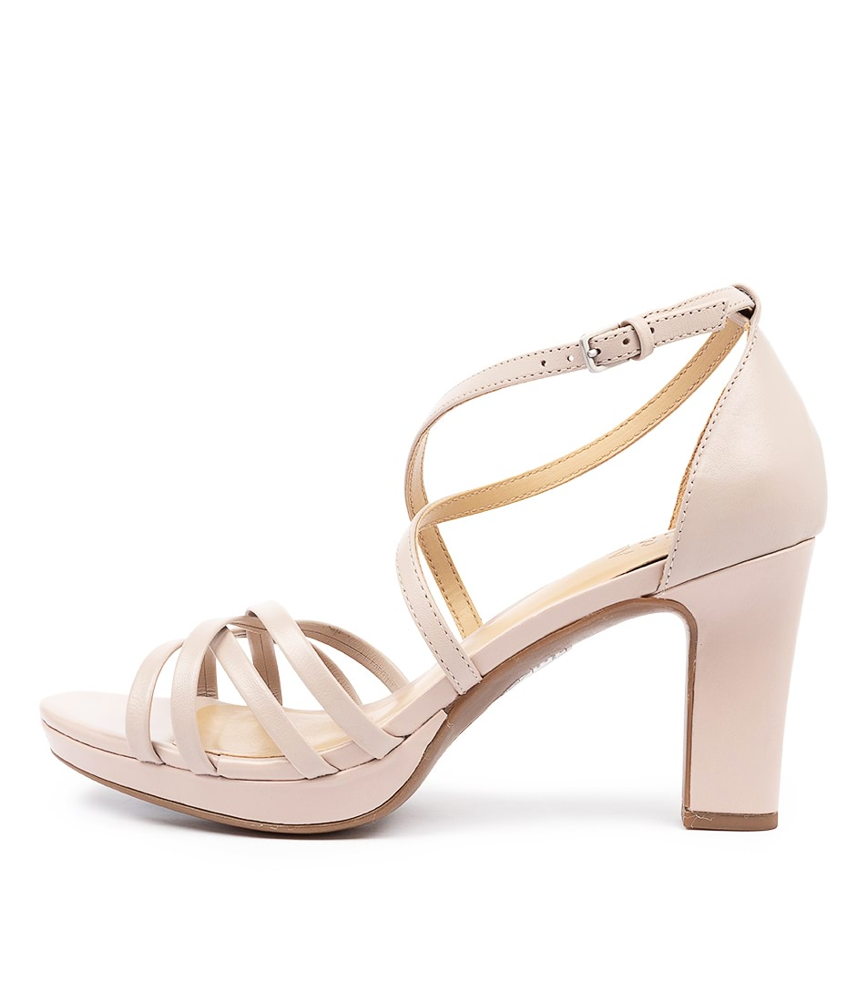 Buy Naturalizer Cecile Na Soft Marble Heeled Sandals online with free shipping