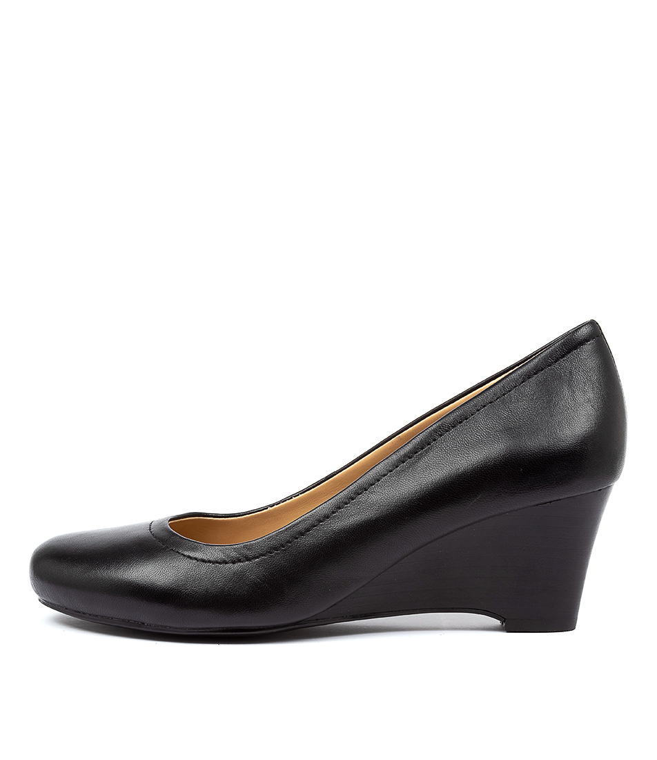 Buy Naturalizer Hydie Na Black High Heels online with free shipping