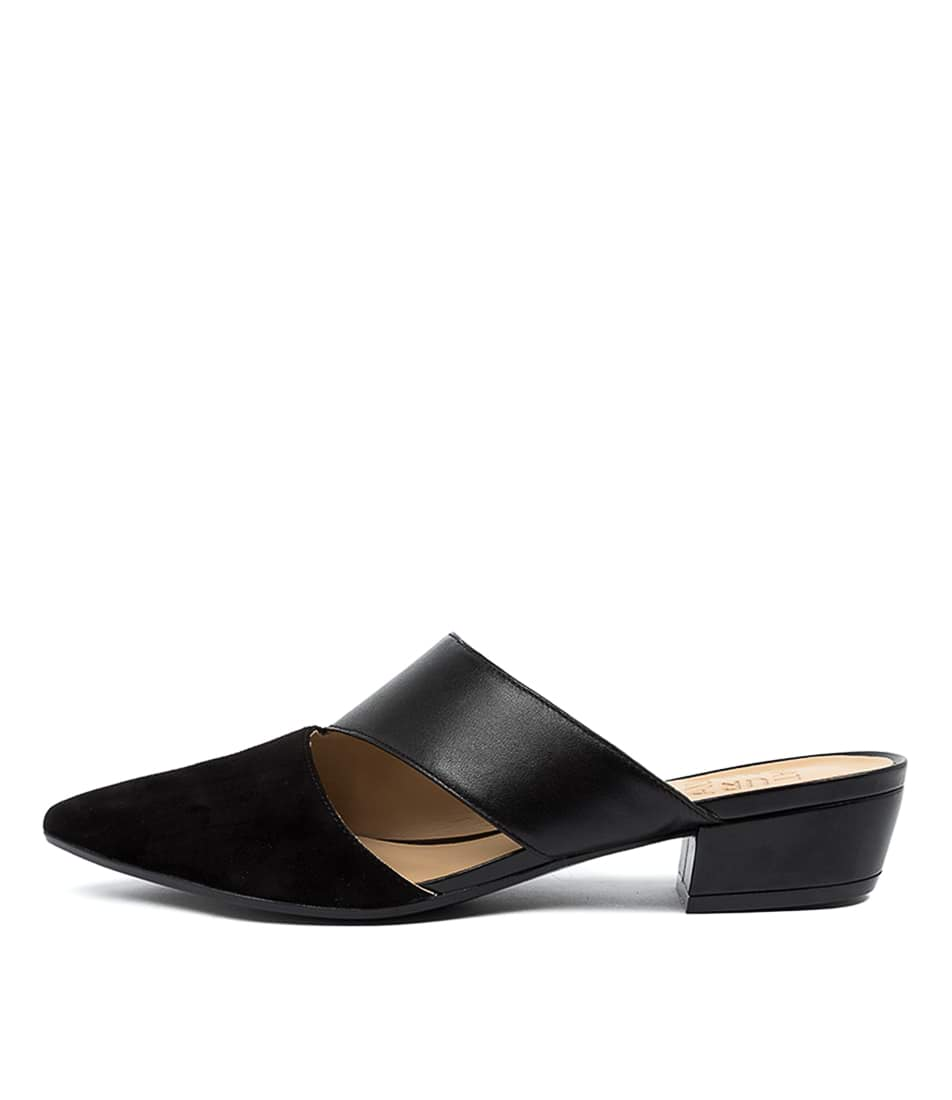 Buy Naturalizer Bev Na Black High Heels online with free shipping