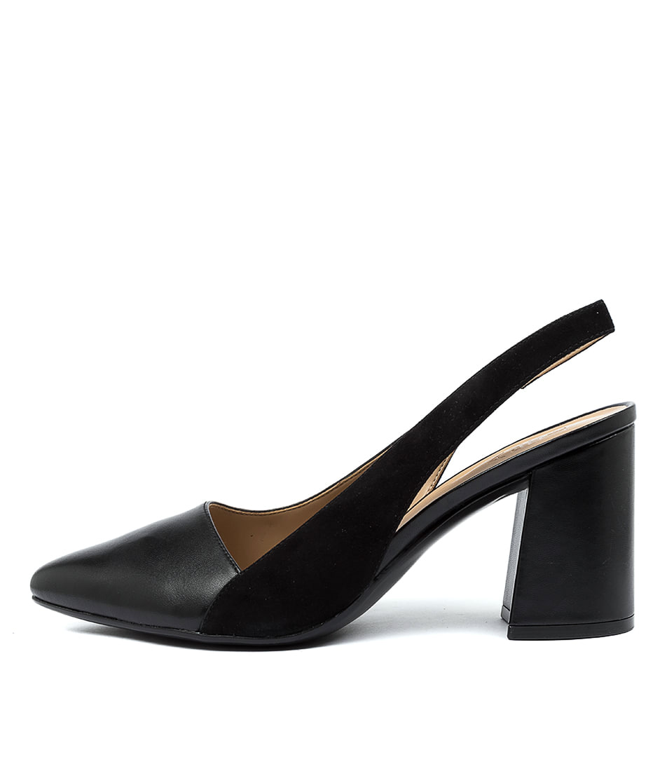 Buy Naturalizer Hannie Na Black Corporate High Heels online with free shipping