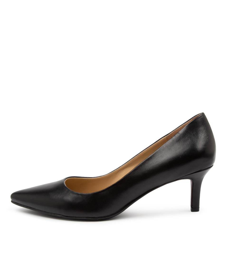 Buy Naturalizer Allison Na Black High Heels online with free shipping