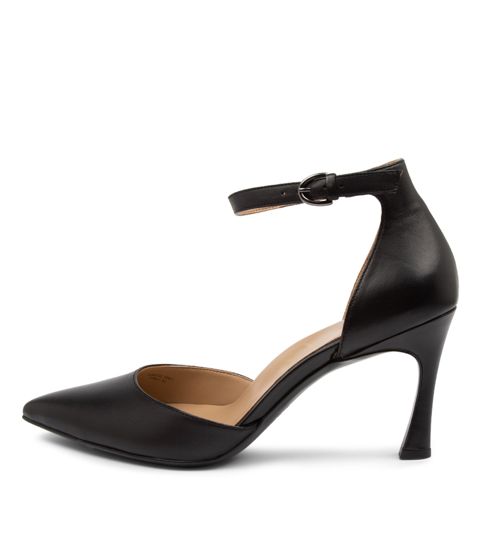 Buy Naturalizer Aurelia Na Black High Heels online with free shipping