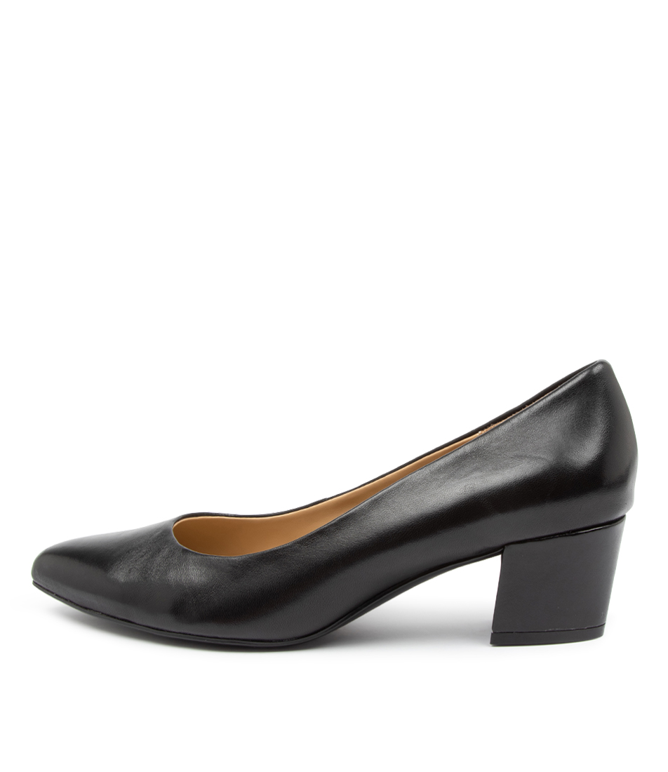 Buy Naturalizer Carmen Na Black High Heels online with free shipping