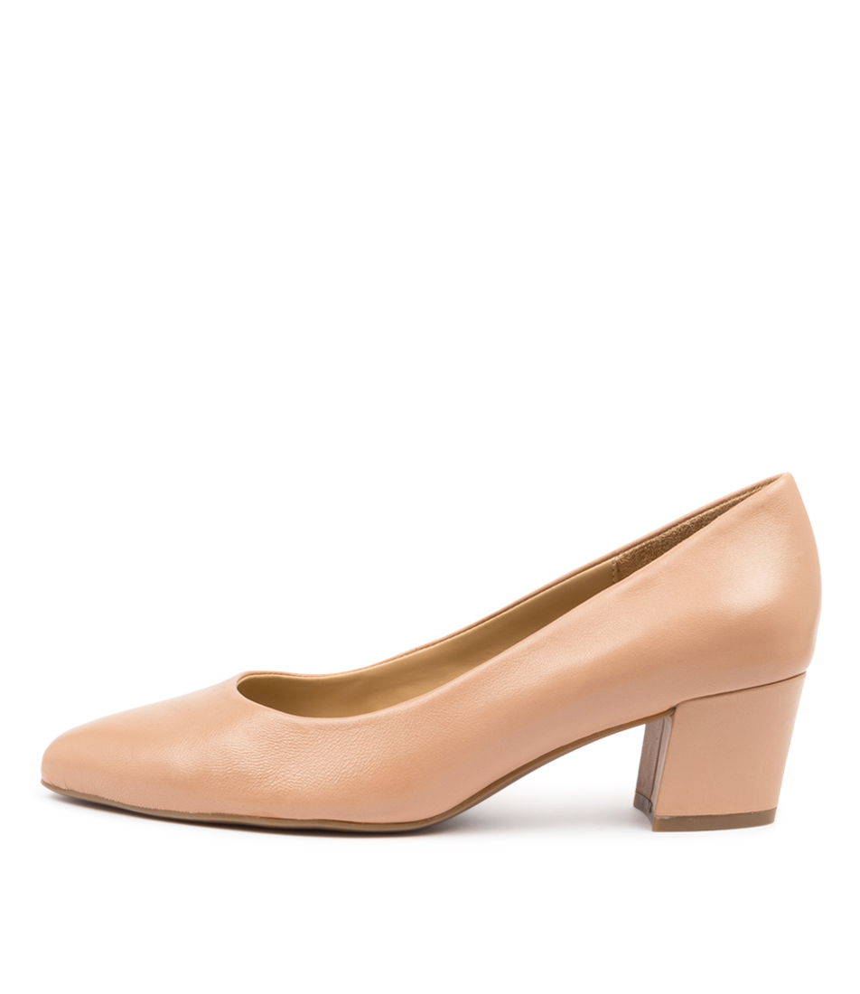 Buy Naturalizer Carmen Na Barely Nude High Heels online with free shipping