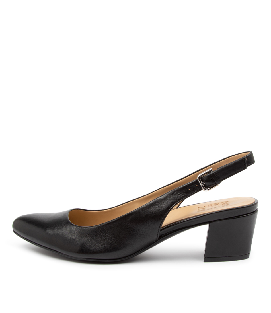 Buy Naturalizer Charlee Na Black High Heels online with free shipping